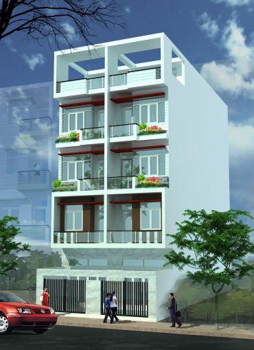 Nhà Chị Dậu - Đường Số 1 - Bình Tân - TP.HCM
