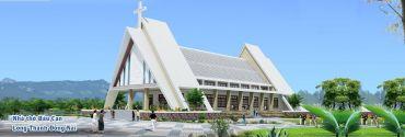 Nhà Thờ Thánh Phao Lô - Ấp 6 - Xã Bàu Cạn - Huyện Long Thành - Tỉnh Đồng Nai